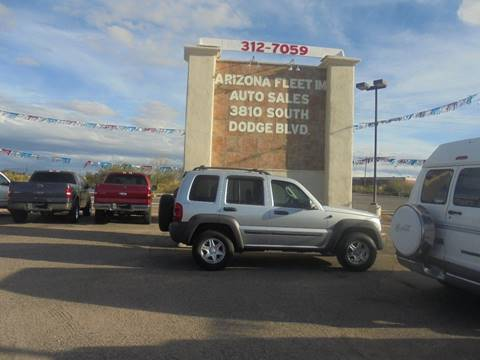used jeep liberty for sale in tucson az. Black Bedroom Furniture Sets. Home Design Ideas