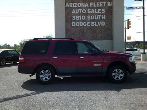 2007 Ford Expedition for sale in Tucson, AZ