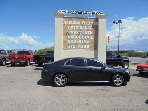 2011 Chevrolet Malibu for sale in Tucson, AZ