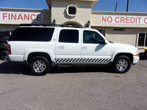 2005 Chevrolet Suburban for sale in Tucson, AZ