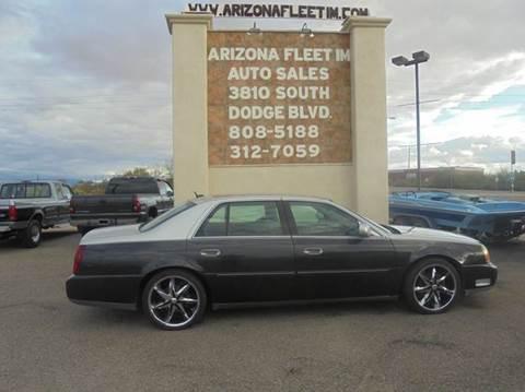 2005 Cadillac DeVille for sale in Tucson, AZ