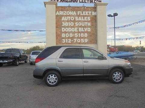 2002 Buick Rendezvous for sale in Tucson, AZ