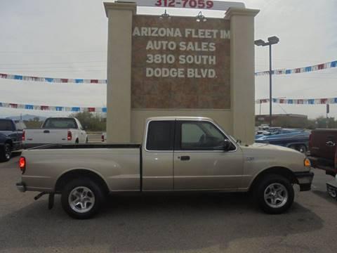 2000 Mazda B-Series Pickup for sale in Tucson, AZ