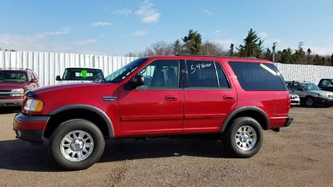 2001 Ford Expedition for sale at Superior Auto of Negaunee in Negaunee MI