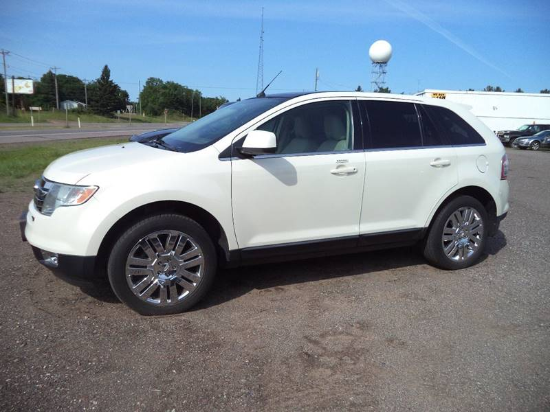 Ford Edge Awd Limited Dr Crossover Negaunee Mi