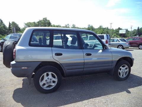 1999 Toyota RAV4 for sale in Negaunee, MI