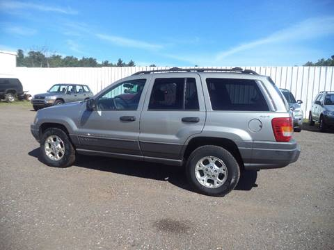 2001 Jeep Grand Cherokee for sale at Superior Auto of Negaunee in Negaunee MI
