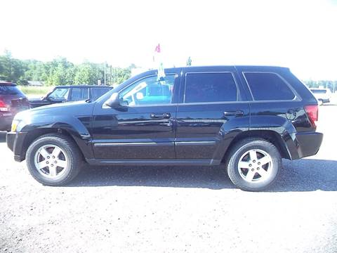 2007 Jeep Grand Cherokee for sale at Superior Auto of Negaunee in Negaunee MI