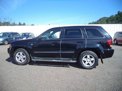 2007 Jeep Grand Cherokee for sale in Negaunee, MI