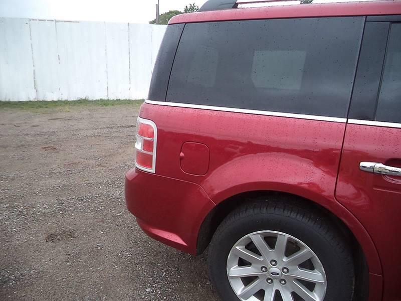 Vehicle Options & 2009 Ford Flex AWD SEL Crossover 4dr In Negaunee MI - Superior ... markmcfarlin.com