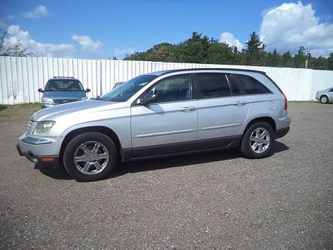 2004 Chrysler Pacifica for sale at Superior Auto of Negaunee in Negaunee MI