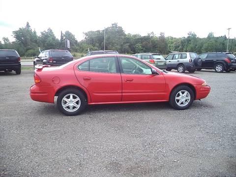 2003 Oldsmobile Alero for sale at Superior Auto of Negaunee in Negaunee MI