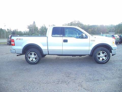 2004 Ford F-150 for sale at Superior Auto of Negaunee in Negaunee MI