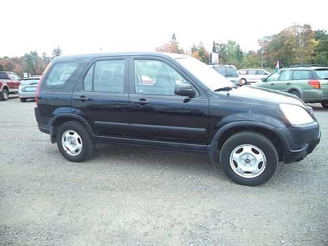 2004 Honda CR-V for sale at Superior Auto of Negaunee in Negaunee MI