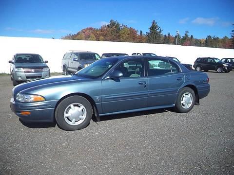 2000 Buick LeSabre for sale at Superior Auto of Negaunee in Negaunee MI