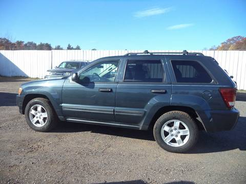 2006 Jeep Grand Cherokee for sale at Superior Auto of Negaunee in Negaunee MI