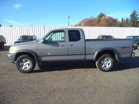 2002 Toyota Tundra for sale in Negaunee, MI