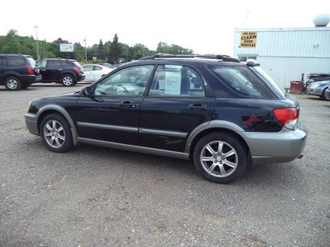2005 Subaru Impreza for sale at Superior Auto of Negaunee in Negaunee MI