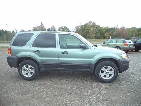 2006 Ford Escape for sale at Superior Auto of Negaunee in Negaunee MI