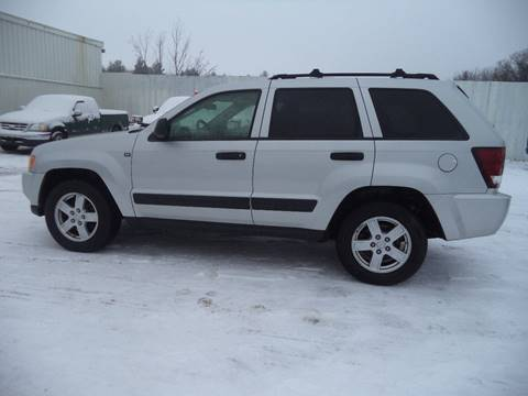 2005 Jeep Grand Cherokee for sale at Superior Auto of Negaunee in Negaunee MI