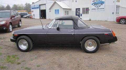 1979 MG MGB for sale in Negaunee, MI
