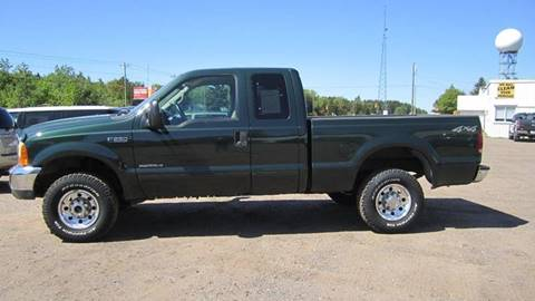 2001 Ford F-250 Super Duty for sale in Negaunee, MI