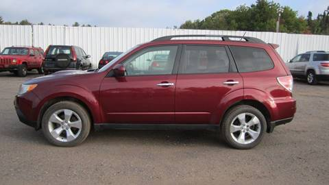 2009 Subaru Forester for sale in Negaunee, MI