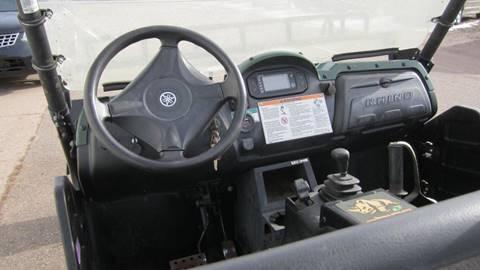 2007 Yamaha Rhino