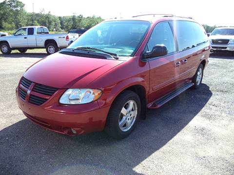 2006 Dodge Grand Caravan for sale in Negaunee, MI