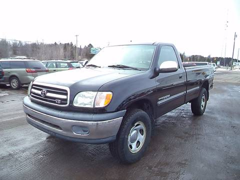 2000 Toyota Tundra for sale in Negaunee, MI
