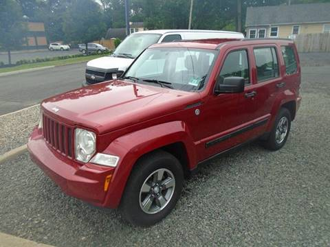 2008 Jeep Liberty for sale in Toms River, NJ