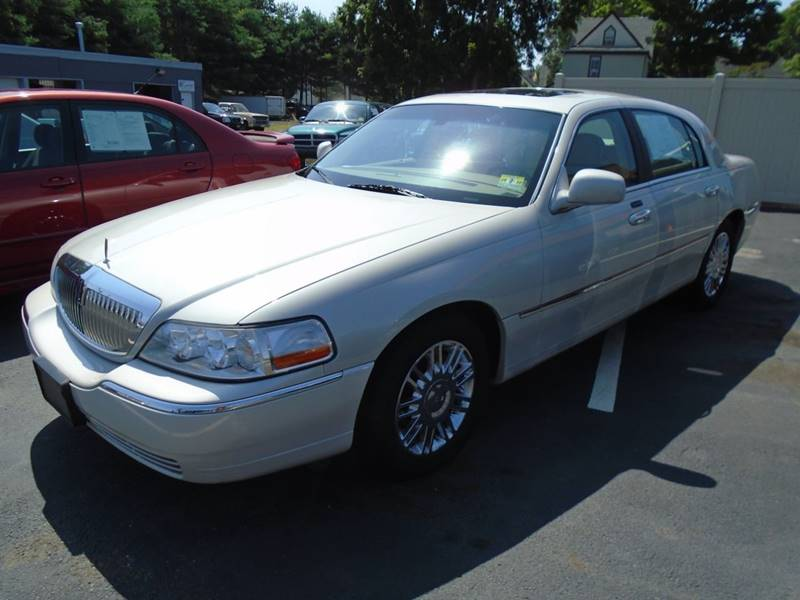 Certified 2006 Lincoln Town Car Designer Series For Sale Cargurus