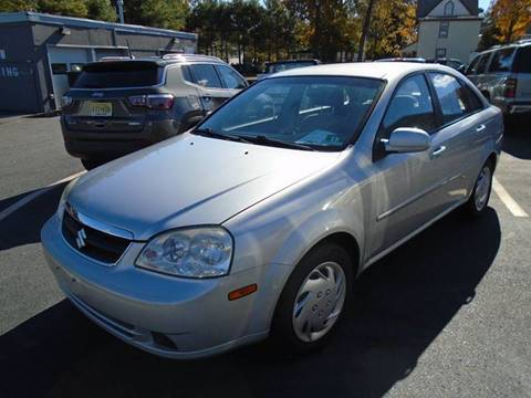 2008 Suzuki Forenza for sale in Toms River, NJ