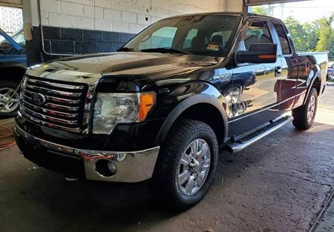 2011 Ford F-150 for sale at CANDOR INC in Toms River NJ