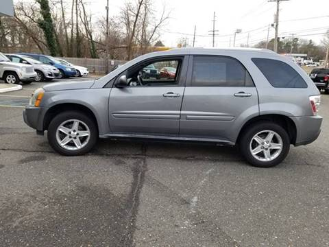 2005 Chevrolet Equinox for sale at CANDOR INC in Toms River NJ