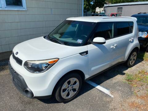 2014 Kia Soul for sale at CANDOR INC in Toms River NJ