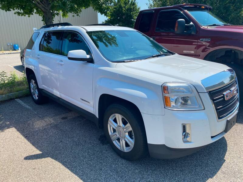 2015 GMC Terrain for sale at CANDOR INC in Toms River NJ