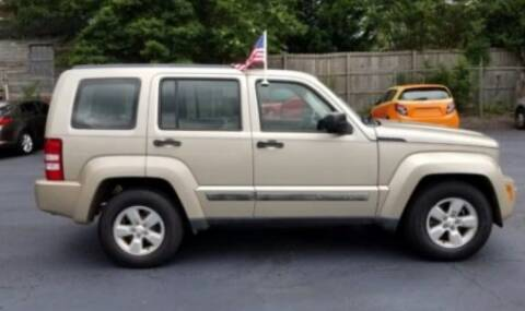 2010 Jeep Liberty for sale at CANDOR INC in Toms River NJ