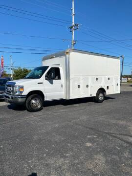 2016 Ford E-Series Chassis for sale at CANDOR INC in Toms River NJ