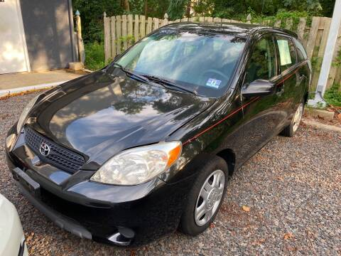 2008 Toyota Matrix for sale at CANDOR INC in Toms River NJ