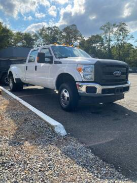 2016 Ford F-350 Super Duty for sale at CANDOR INC in Toms River NJ