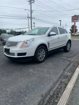 2013 Cadillac SRX for sale at CANDOR INC in Toms River NJ