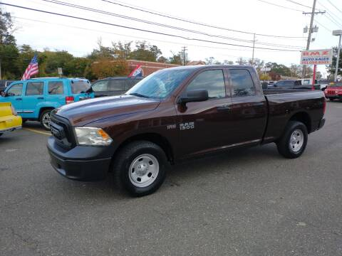 2014 RAM Ram Pickup 1500 for sale at CANDOR INC in Toms River NJ