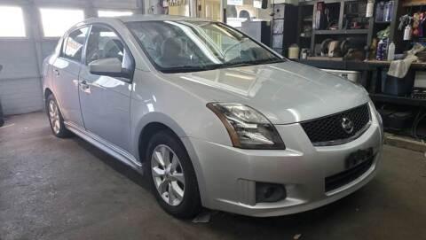 2011 Nissan Sentra for sale at CANDOR INC in Toms River NJ