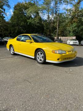 2004 Chevrolet Monte Carlo for sale at CANDOR INC in Toms River NJ