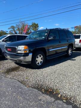 2006 GMC Yukon for sale at CANDOR INC in Toms River NJ
