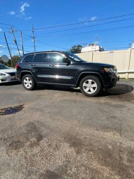 2012 Jeep Grand Cherokee for sale at CANDOR INC in Toms River NJ