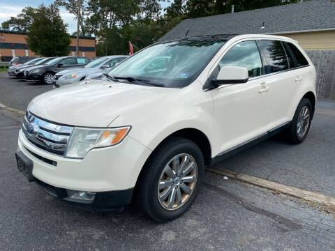 2008 Ford Edge for sale at CANDOR INC in Toms River NJ