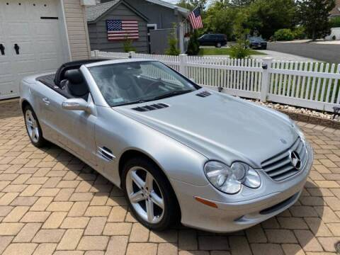 2005 Mercedes-Benz SL-Class for sale at CANDOR INC in Toms River NJ