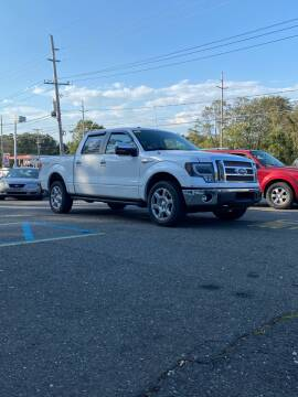 2014 Ford F-150 for sale at CANDOR INC in Toms River NJ